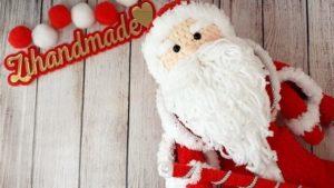 Мастер-класс Дед Мороз крючком